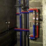 Счетчики водопроводные